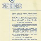 1938. Program Smotra NG