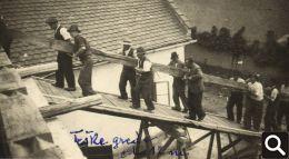 Izgradnja Hrvatskog zadružnog doma u Cerniku 1938. godine