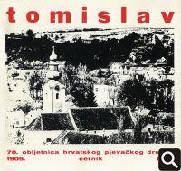 Naslovna strana Spomenice 1905. - 1975.
