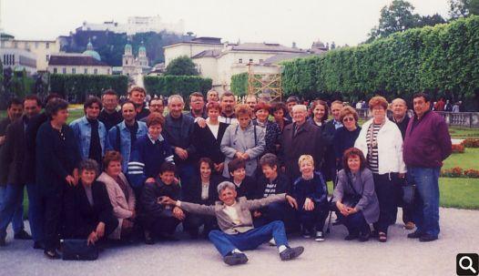 Prilikom posjete Salzburgu 1998. godine