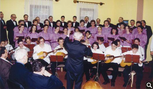 Koncert na otvorenju Slavin-doma 28. travnja 1999. godine