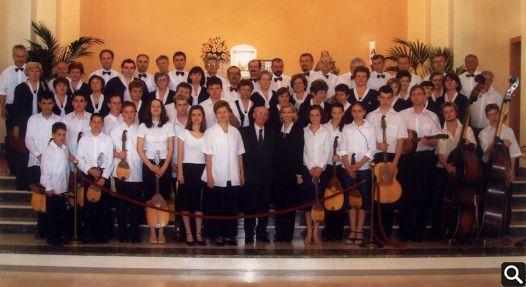 """""""Tomislavci"""" u Međugorju 10. svibnja 2003. godine"""